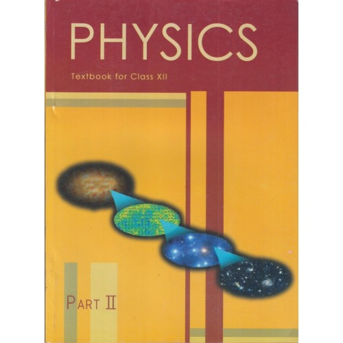 NCERT Physics Part 2 CL-XII (With Binding)