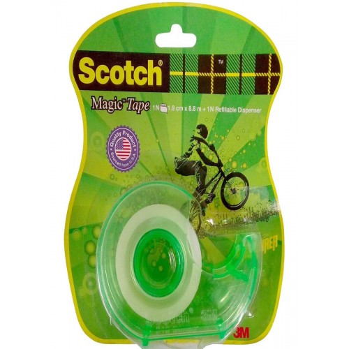 3m Scotch Magic tape With Dispensor 810 Small