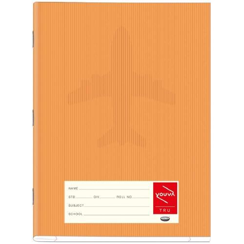 Youva Tru Note Book 124pg Single LinebPack of 12