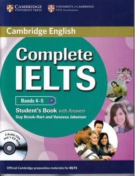 Cambridge English Complete IELTS Band 4-5