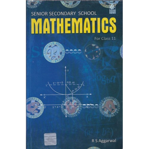 S. Chand Mathematics RS Aggarwal CL-XI