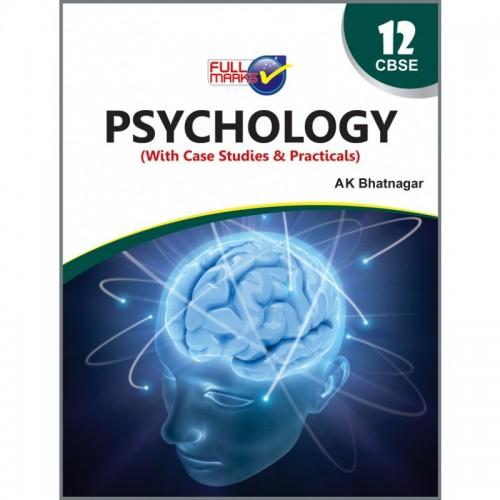 Full Marks Psychology CL-XII