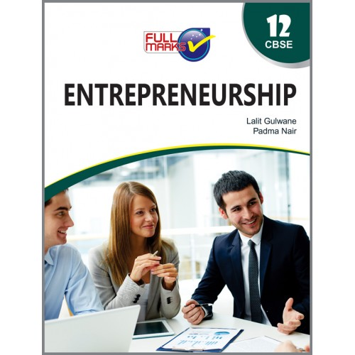 Full Marks Entrepreneurship CL-XII