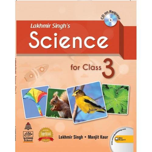S. Chand Lakhmir Singh's Science CL-III